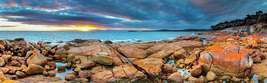 Coles Bay Granite by Sean Davey