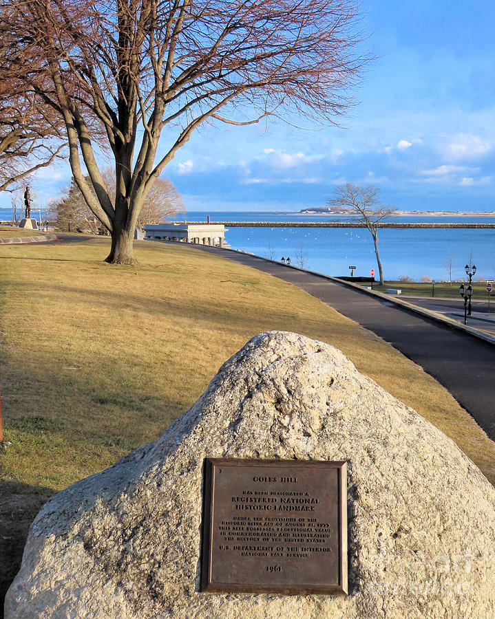 Coles Hill Plymouth Massachusetts Photograph By Janice Drew