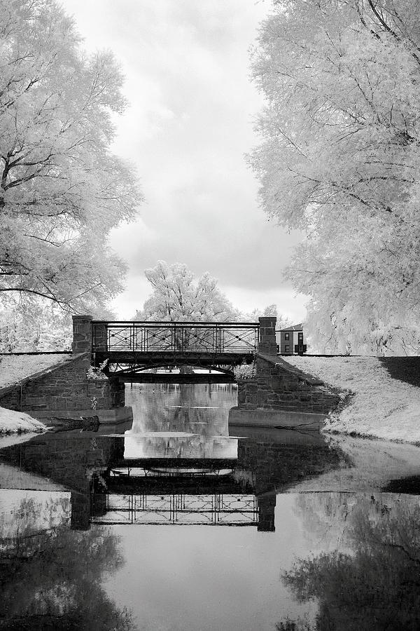 Colgate University Bridge by Jill Love Photo Art