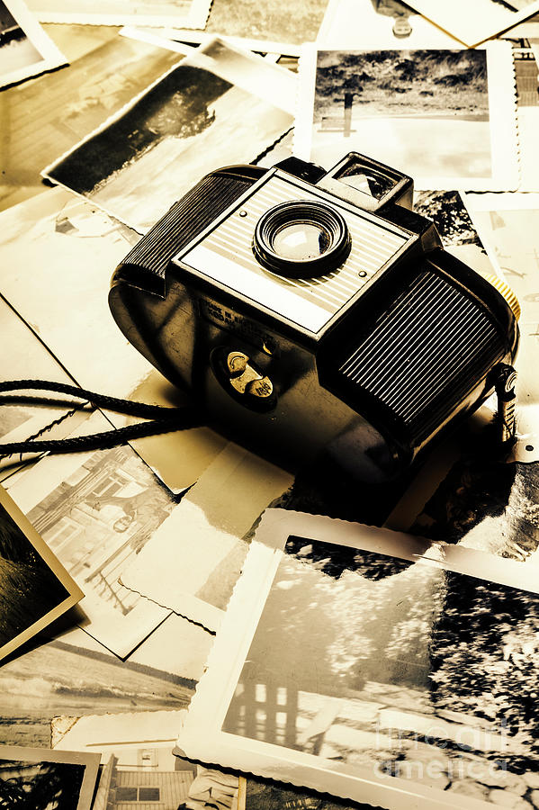 Camera Photograph - Collecting Scenes by Jorgo Photography - Wall Art Gallery