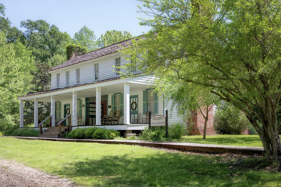 Colonel James Drane House  by Susan Rissi Tregoning