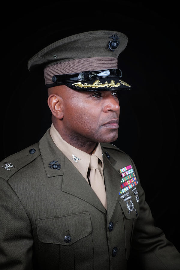 Colonel Trimble 1 by Al Harden