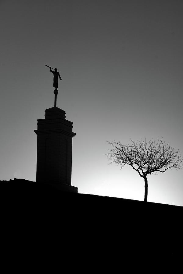 Colonia Juarez LDS Temple by Jeff Brunton