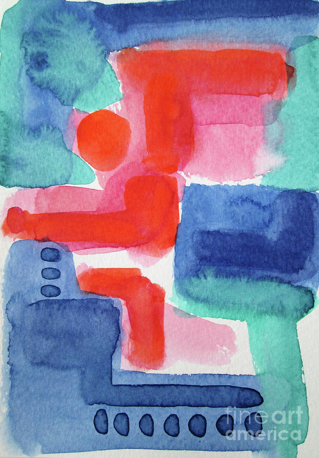 15. Color Abstract 2019 by Kathy Braud