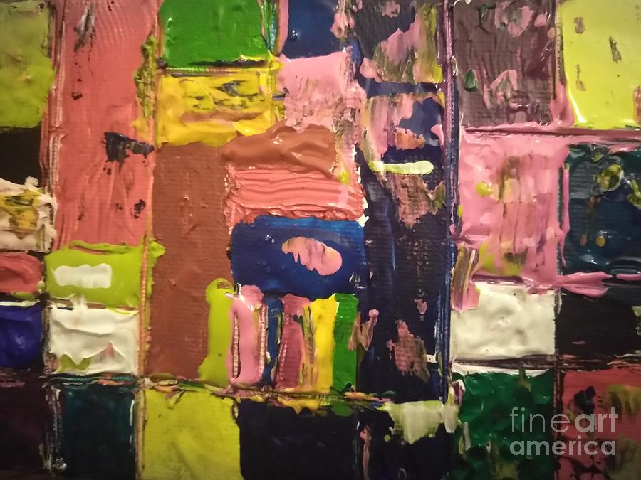 Color block by Joyce A Rogers