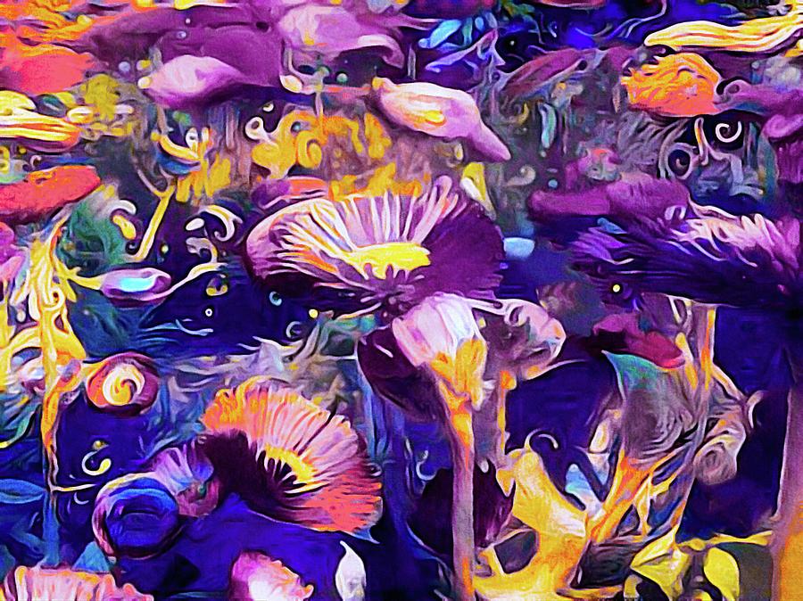 Color Garden by Susan Maxwell Schmidt