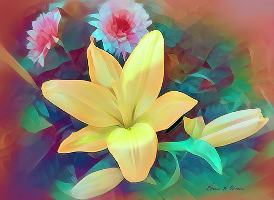 Color it Pretty by Bonnie Willis