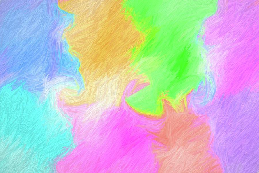 Color Mashup 0001 by Jason Fink