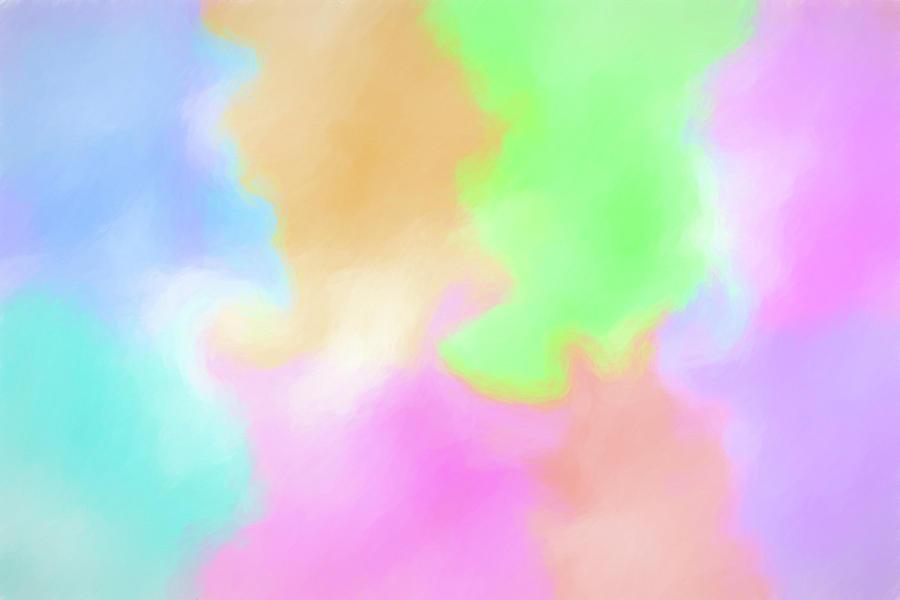 Color Mashup 0004 by Jason Fink