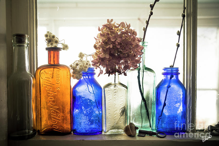 Color Window Sill by Alana Ranney