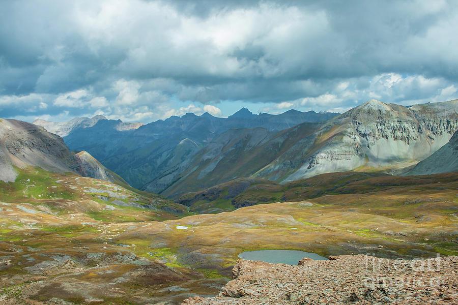 Colorado Alpine  by Tony Baca