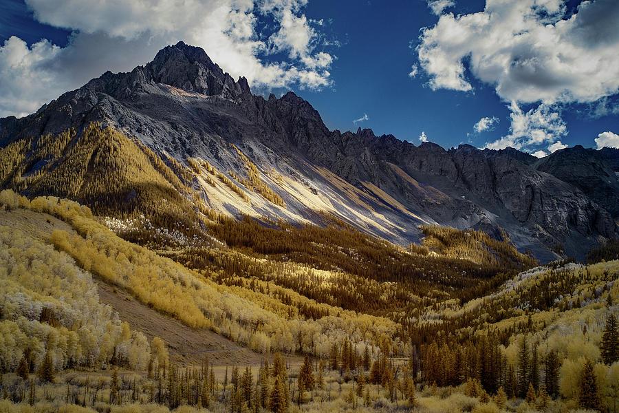Colorado Photograph - Colorado Mountains by Jon Glaser