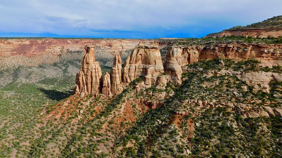 Colorado National Monument by Dan Miller