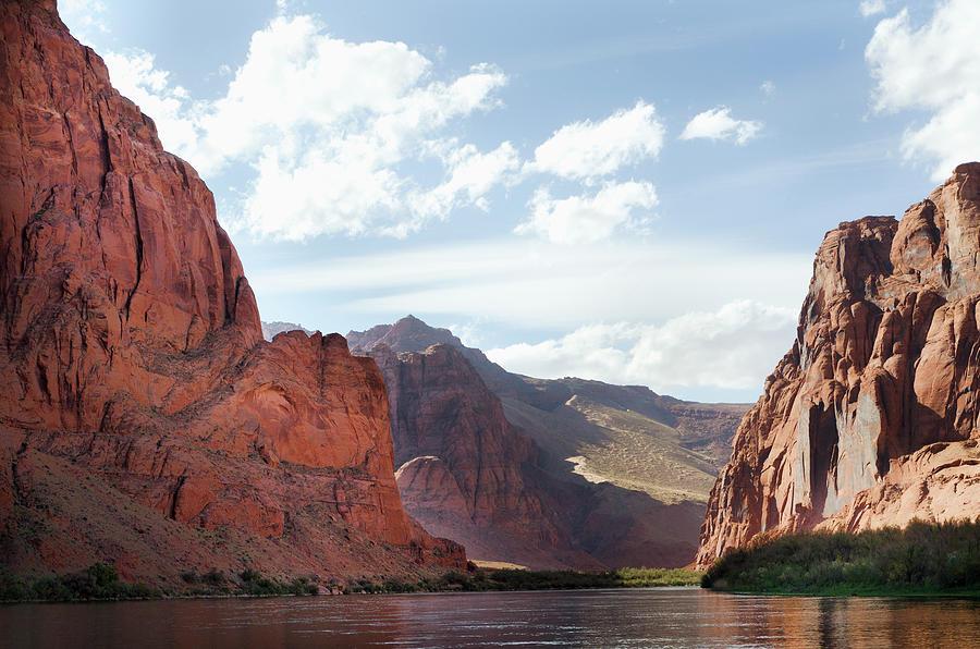 Colorado River Photograph by Keith Levit / Design Pics