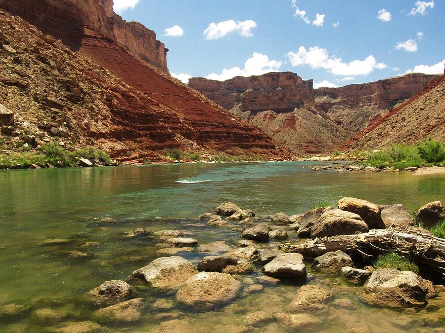 Colorado River by Walt Sterneman
