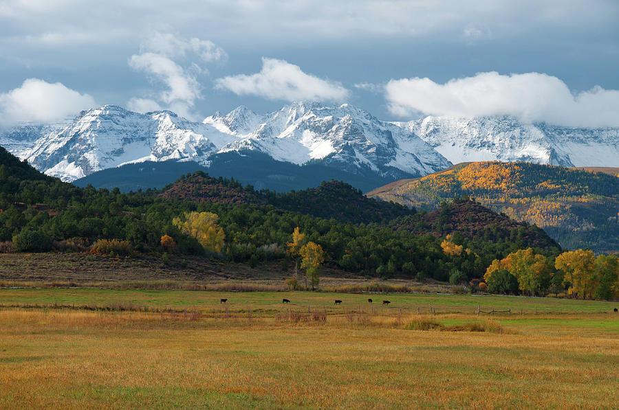 Colorado San Juans by John Hoffman