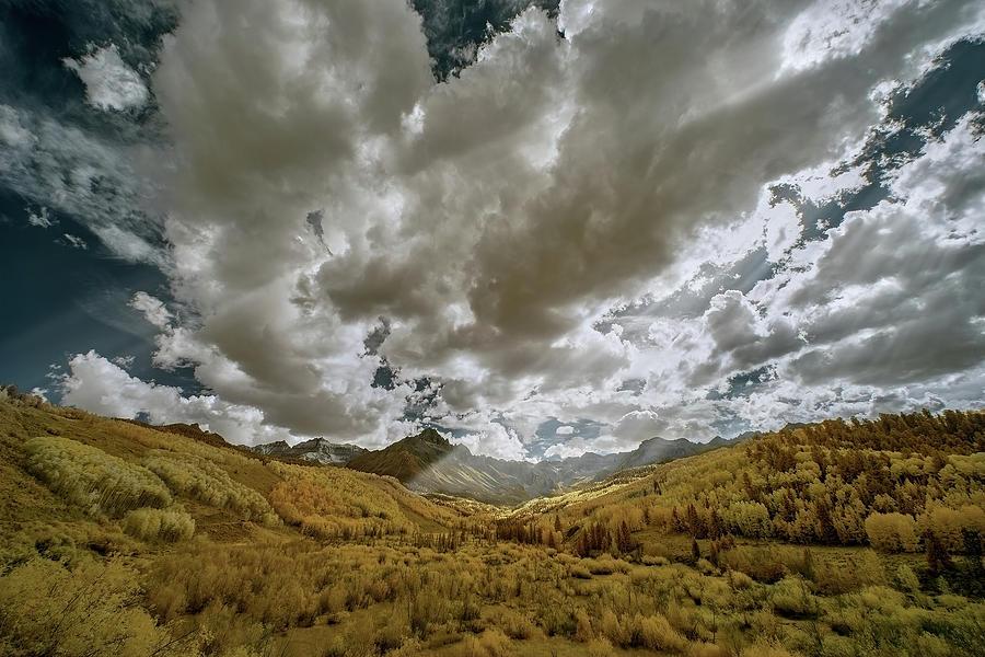 Colorado Sun Rays by Jon Glaser