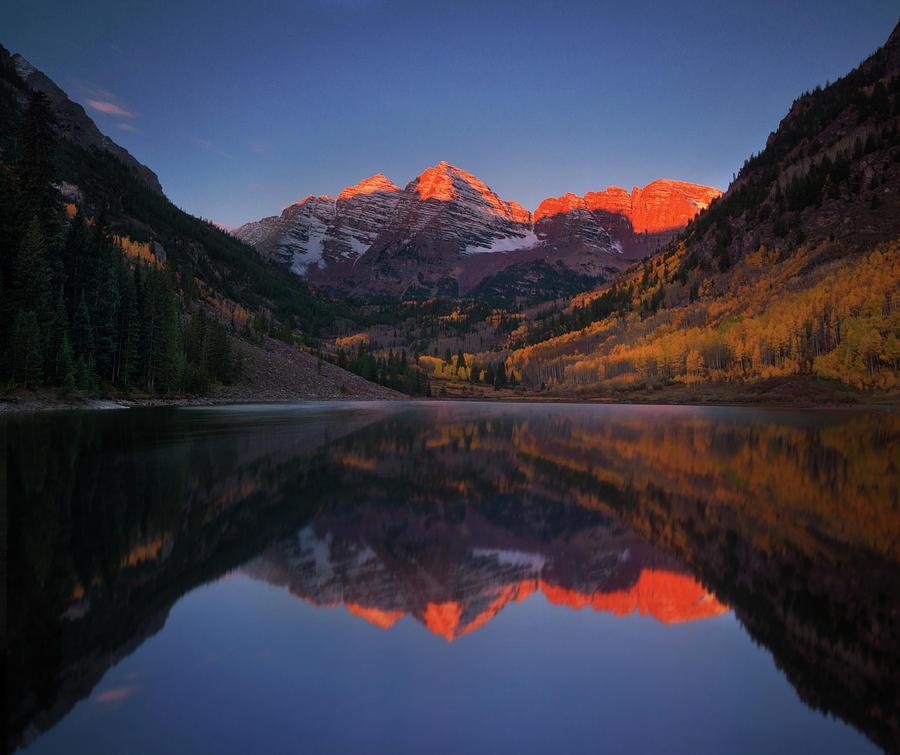 Colorado Sunrise Photograph by Piriya Photography