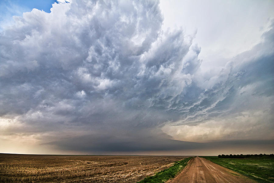 Colorado Supercell by Ryan Crouse