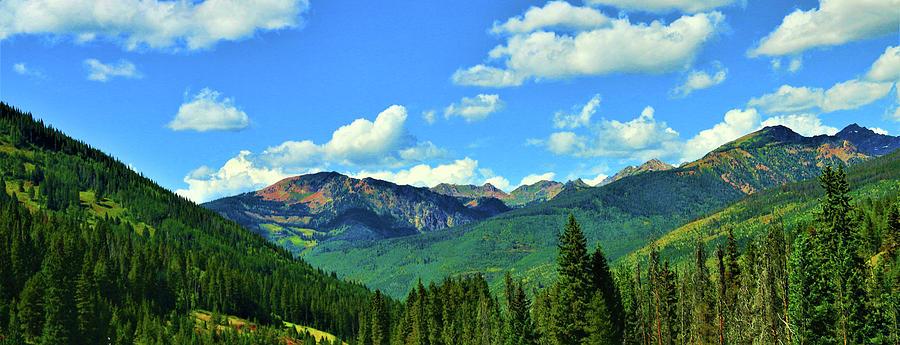 Colorado the Beautiful by Ola Allen