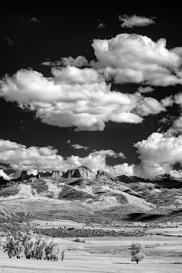Colorado Photograph - Colorado Valley II by Jon Glaser