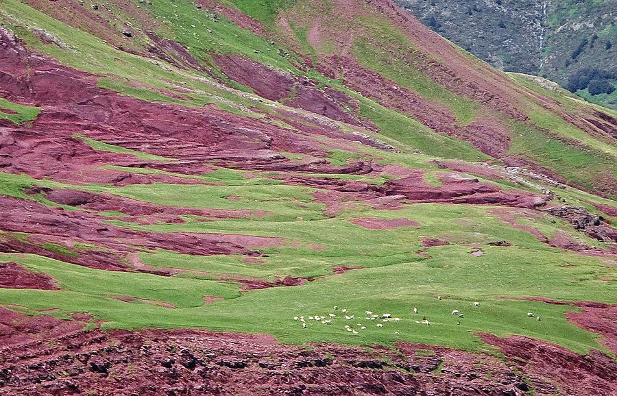 Colores De Achert Photograph by By Eduardo Sanchez Martin