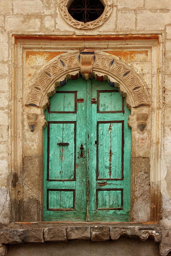 Colorful Old Doors Of Photograph by Yavuzsariyildiz