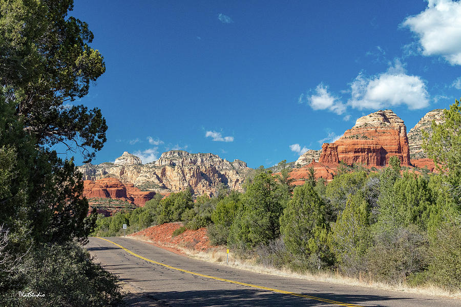 Colorful Sedona by Tim Kathka