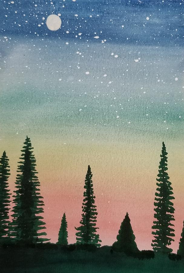 Colorful Sunset by KRISTIN MCDONNEL