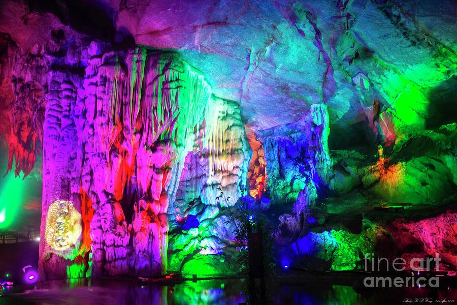 Colorful Underground 2 Mixed Media