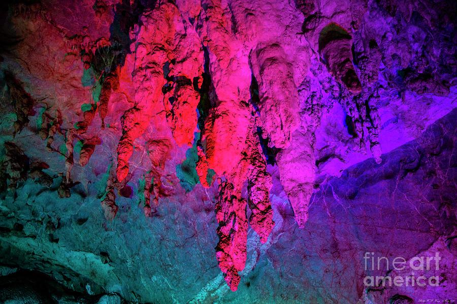 Colorful Underground 9 Mixed Media