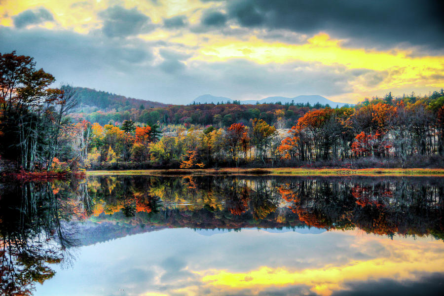 Colors In Fall Photograph by Joe Martin A New Hampshire Portrait Photographer