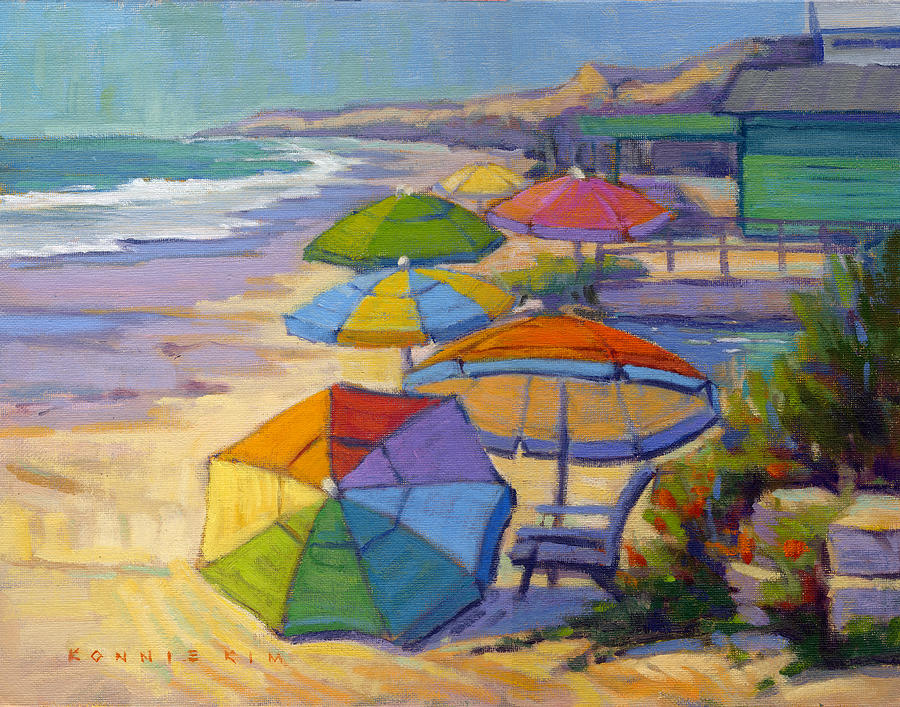 Colors of Crystal Cove by Konnie Kim