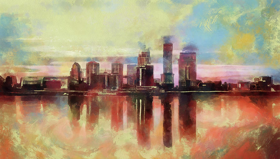 Colors Of Louisville by Dan Sproul