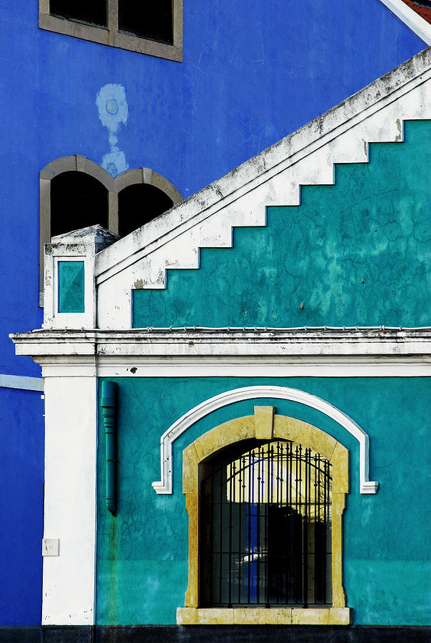 Colors Of Portugal Photograph by Copyrights By Sigfrid López