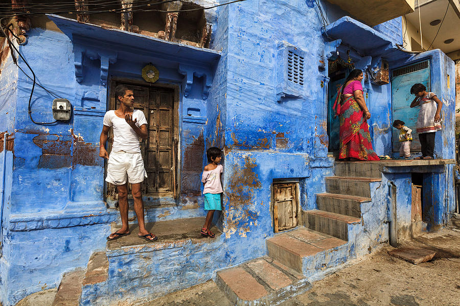 Colors Of Street Photograph by Shyjith Kannur