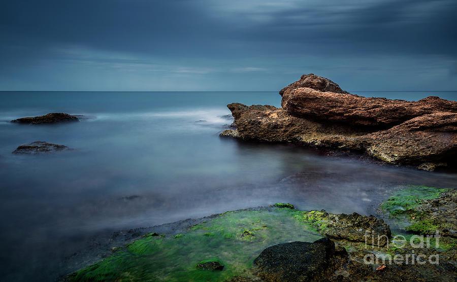 Colors of the Mediterranean Sea by Hernan Bua