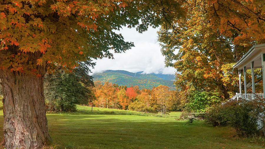 Colors of Vermont by John Rivera