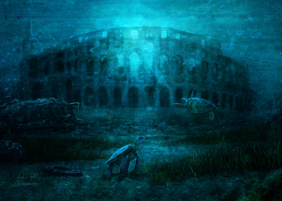 Colosseum 2019 Digital Art