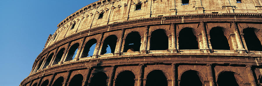 Colosseum, Rome, Italy Photograph by Jeremy Woodhouse