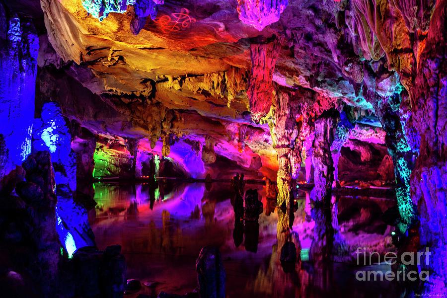 Colourful Underground Mixed Media