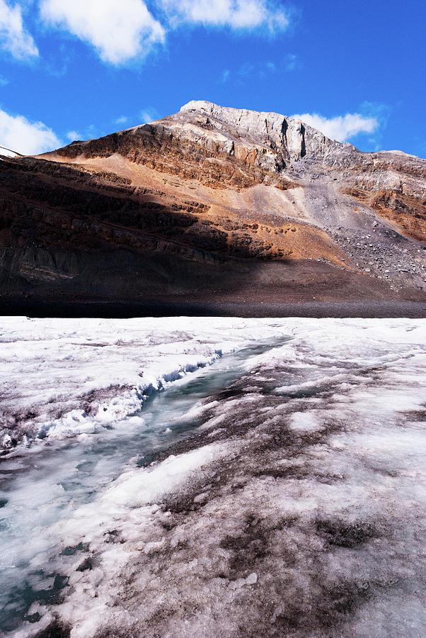 Columbia icefield by Yuri San