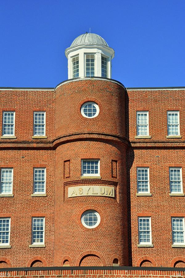 Columbia South Carolina Asylum by Lisa Wooten