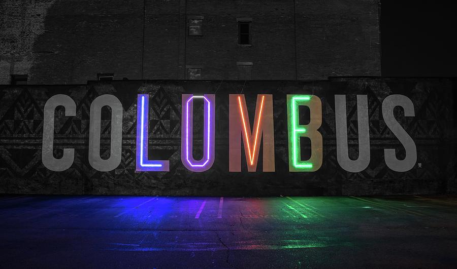 Columbus Love by Charlie Jones