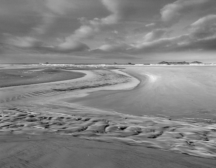 Comber Beach Pacific Rim National Park Photograph by Tim Fitzharris