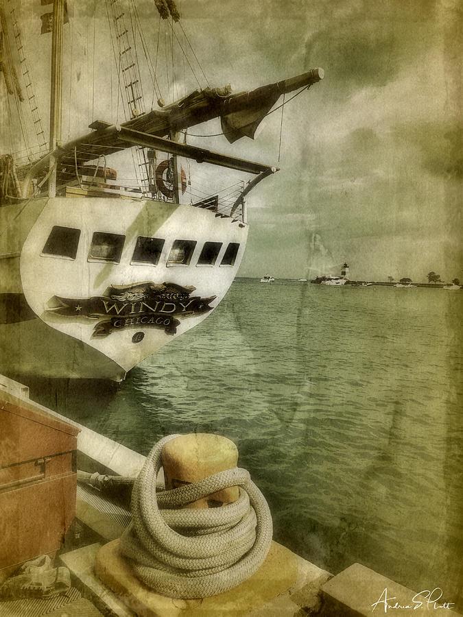 Come Sail Away by Andrea Platt