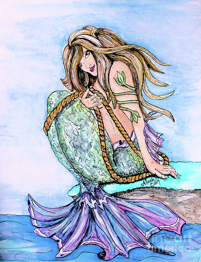 Come Swim with Me by Alorah Tout