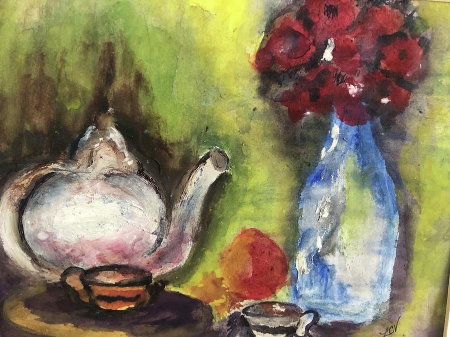 Come to Tea by Lucille Valentino