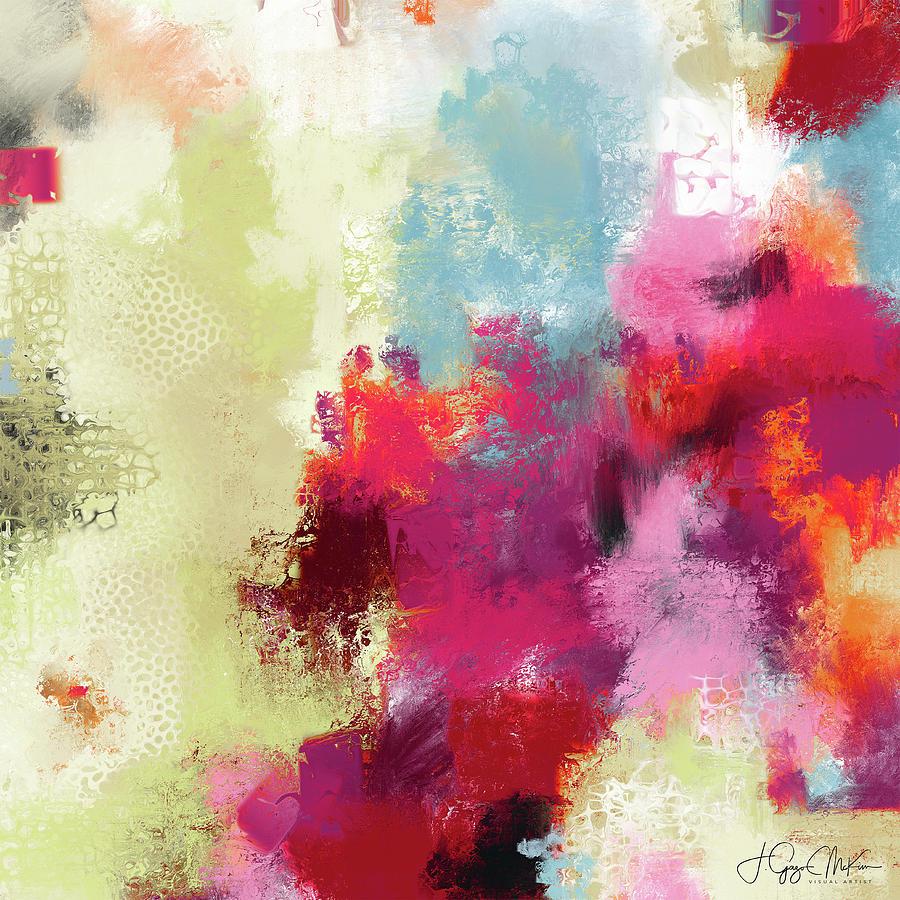 Coming Alive Digital Art