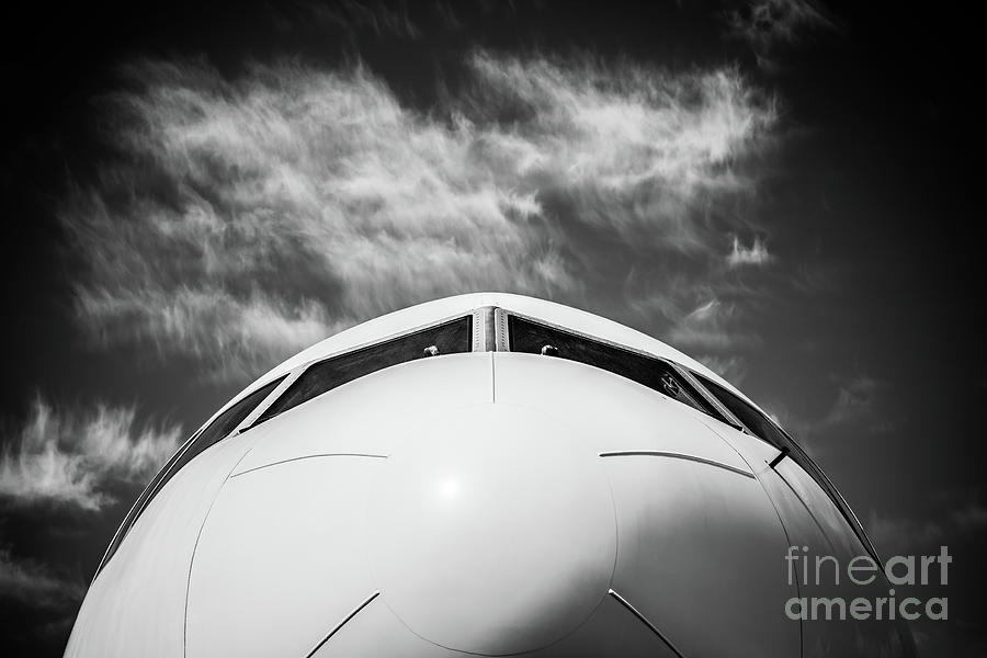Transport Photograph - Comlux 767 1 by Rastislav Margus